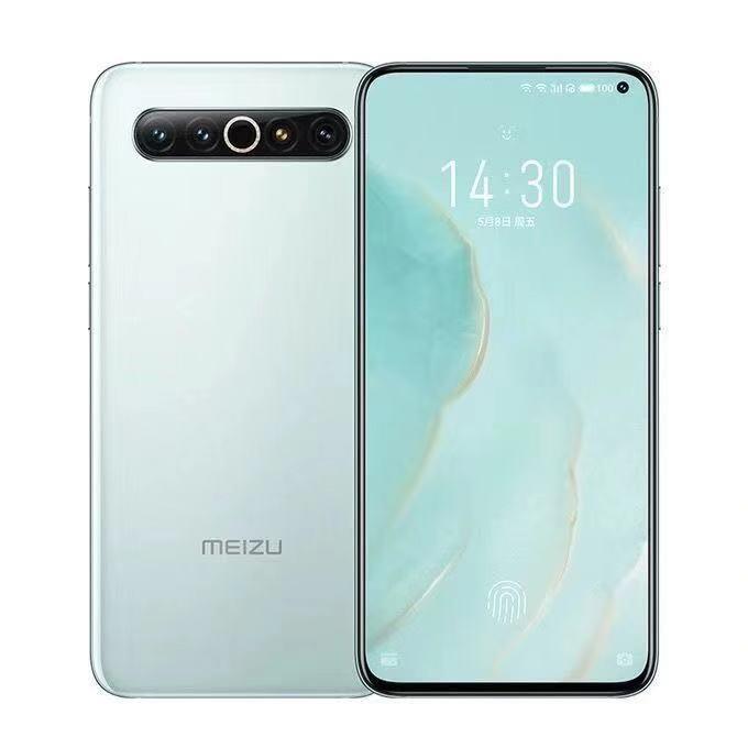 ✷ของแท้ Meizu 17pro Meizu 17pro Full Netcom 5g Snapdragon 865 4500mAh สมาร์ทโฟน