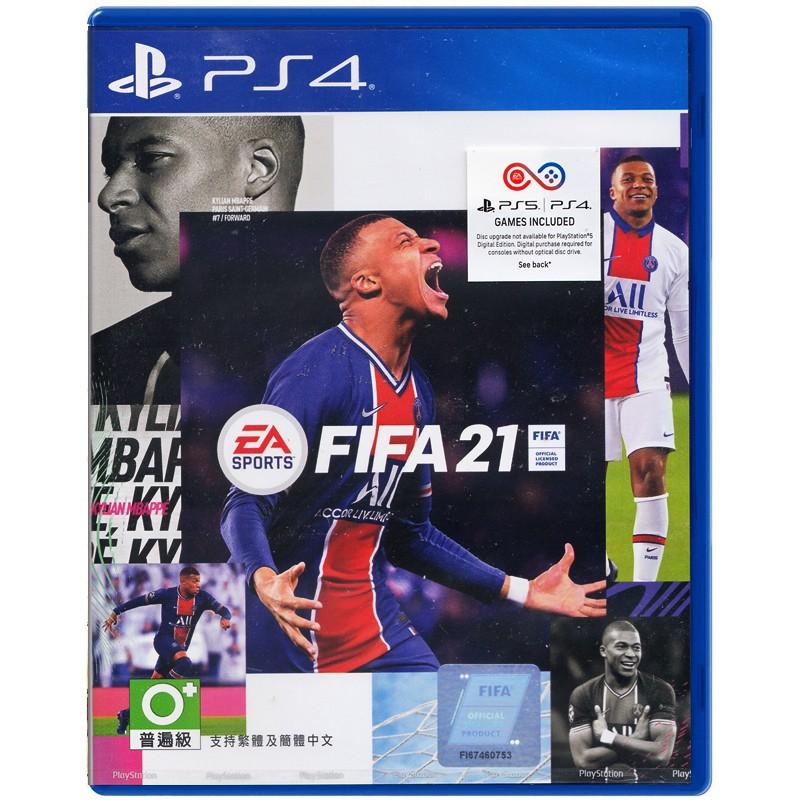 [+..••] 🏷️ โปร Gaming Day 5 - 7 พ ย. 🚛 สินค้าจัดส่งฟรี !! PS4 FIFA 21 ⚽ (แผ่นเกมส์ PlayStation 4™ )