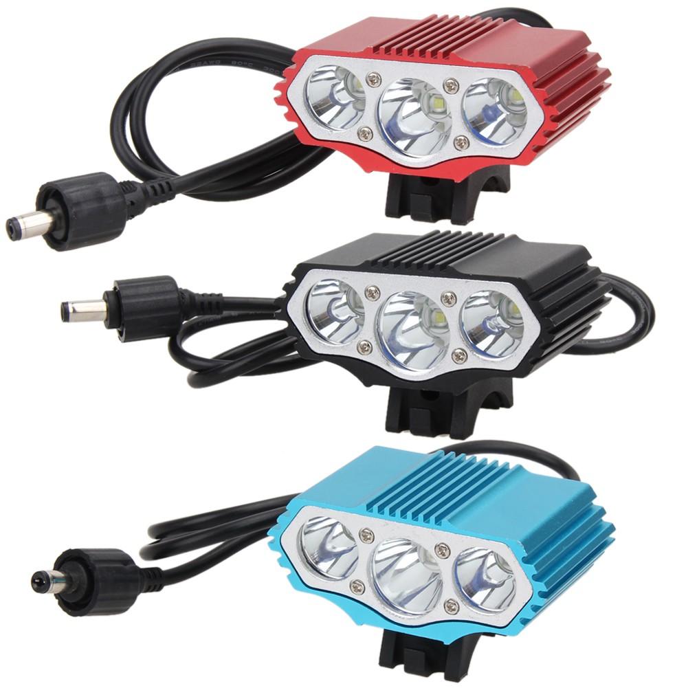 Cree 12000 Lumens Headlight XM-L 3XT6 LED Head Light 4 Modes