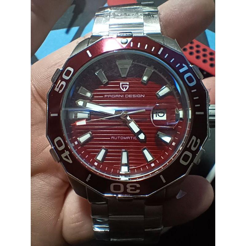 pagani design pd 1617 limited edition สีแดง