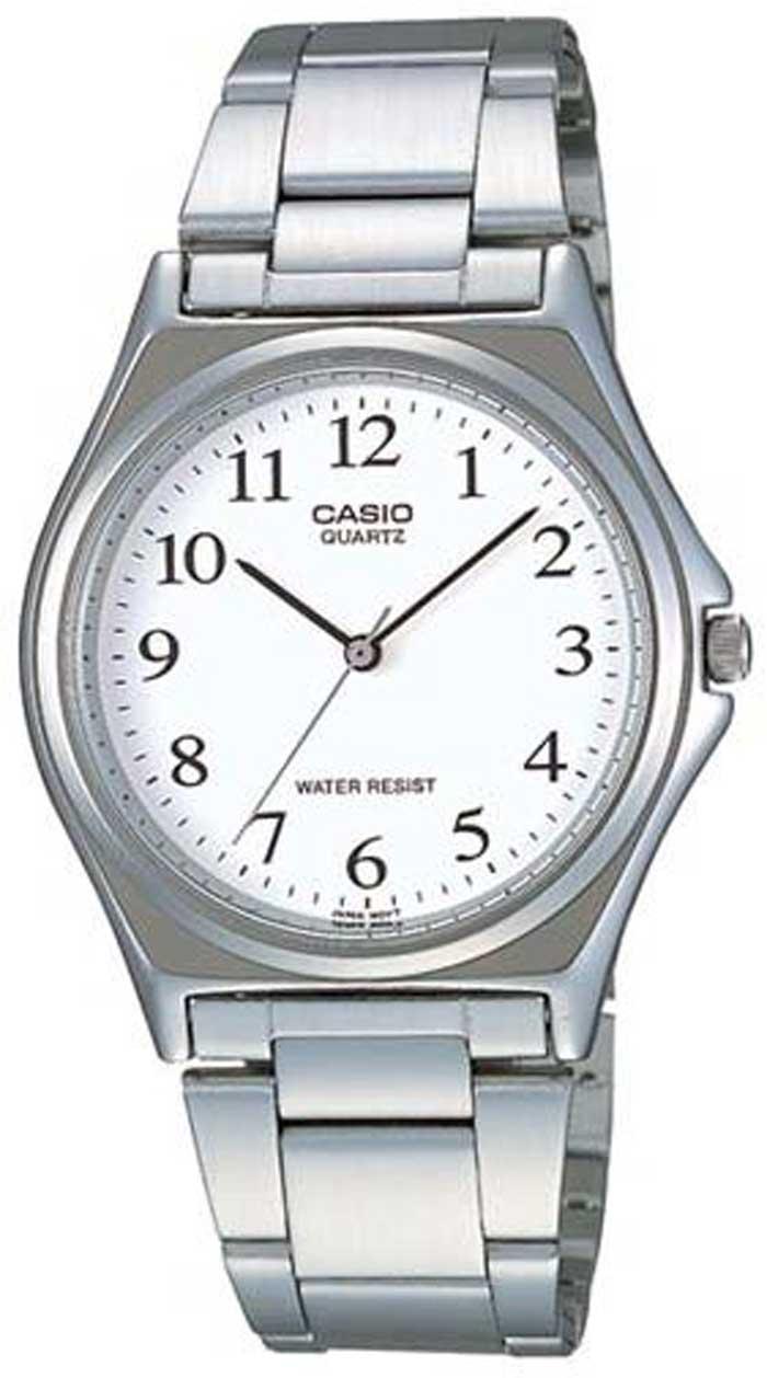 Casio standard นาฬิกาข้อมือผู้ชาย สายสแตนเลส รุ่น MTP-1130A-7BRDF รับประกันศูนย์ 1 ปี T1DZ