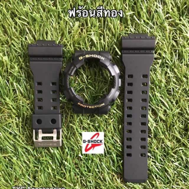 สาย applewatch สาย applewatch แท้ กรอบพร้อมสาย นาฬิกา Casio G-Shock 💯% แถมตะขอ