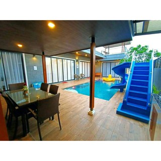[E-Voucher] Ck Haven Pool Villa Cha-am