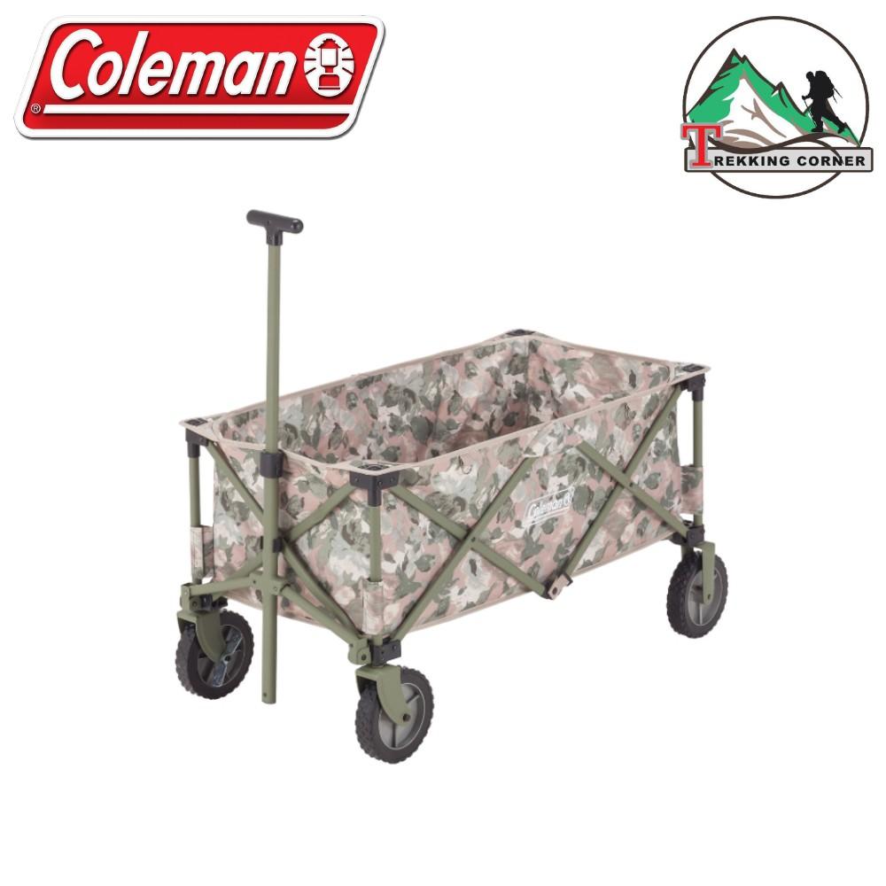 รถเข็นสัมภาระ Coleman Stomp Outdoor Wagon