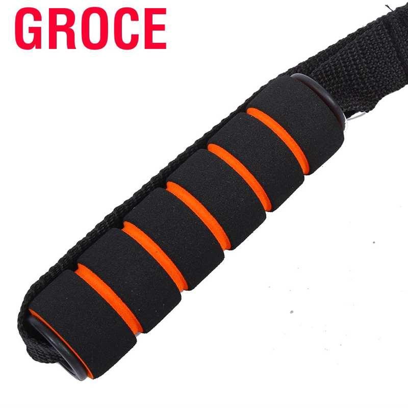 groce เชือกยางยืดออกกําลังกาย 11 ชิ้น