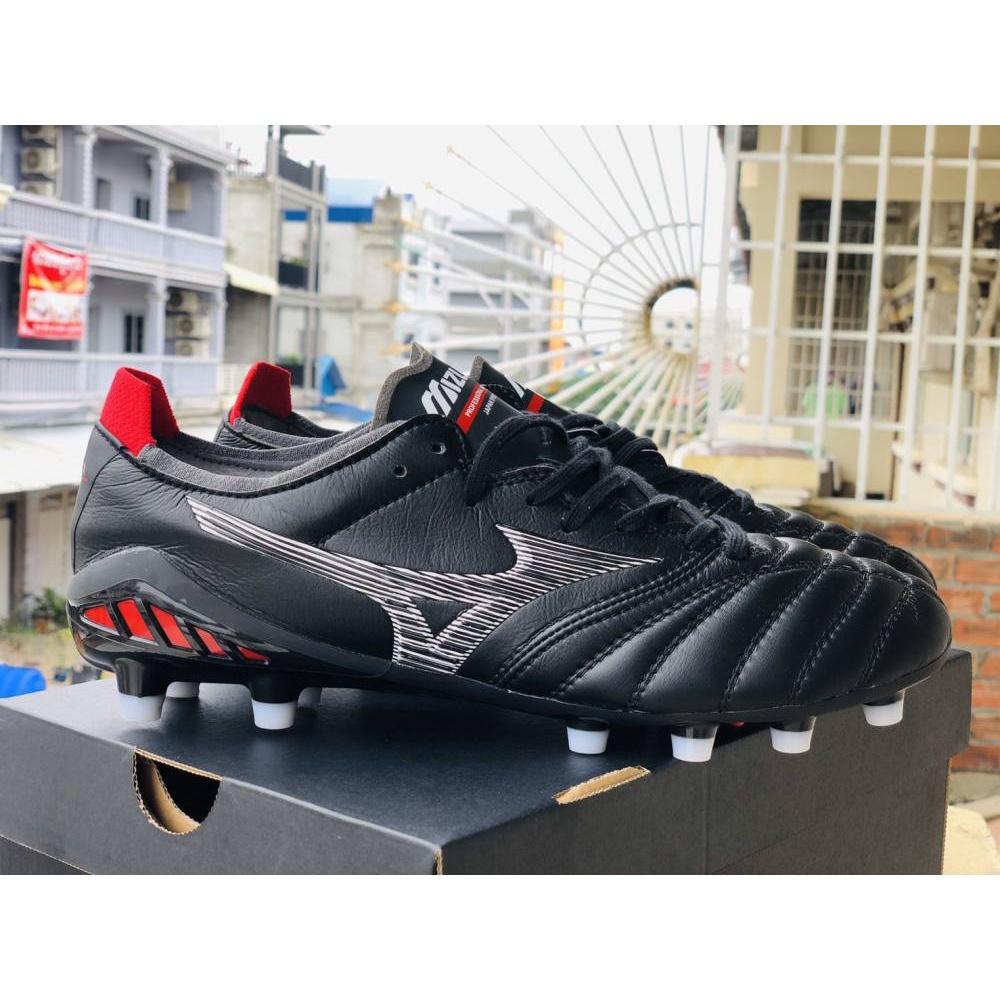 New product MIZUNO MORELIA NEO II รองเท้าสตั๊ด รองเท้าฟุตบอล รองเท้าสตั๊ดมิซูโน่ รองเท้าฟุตบอลมิซูโน่