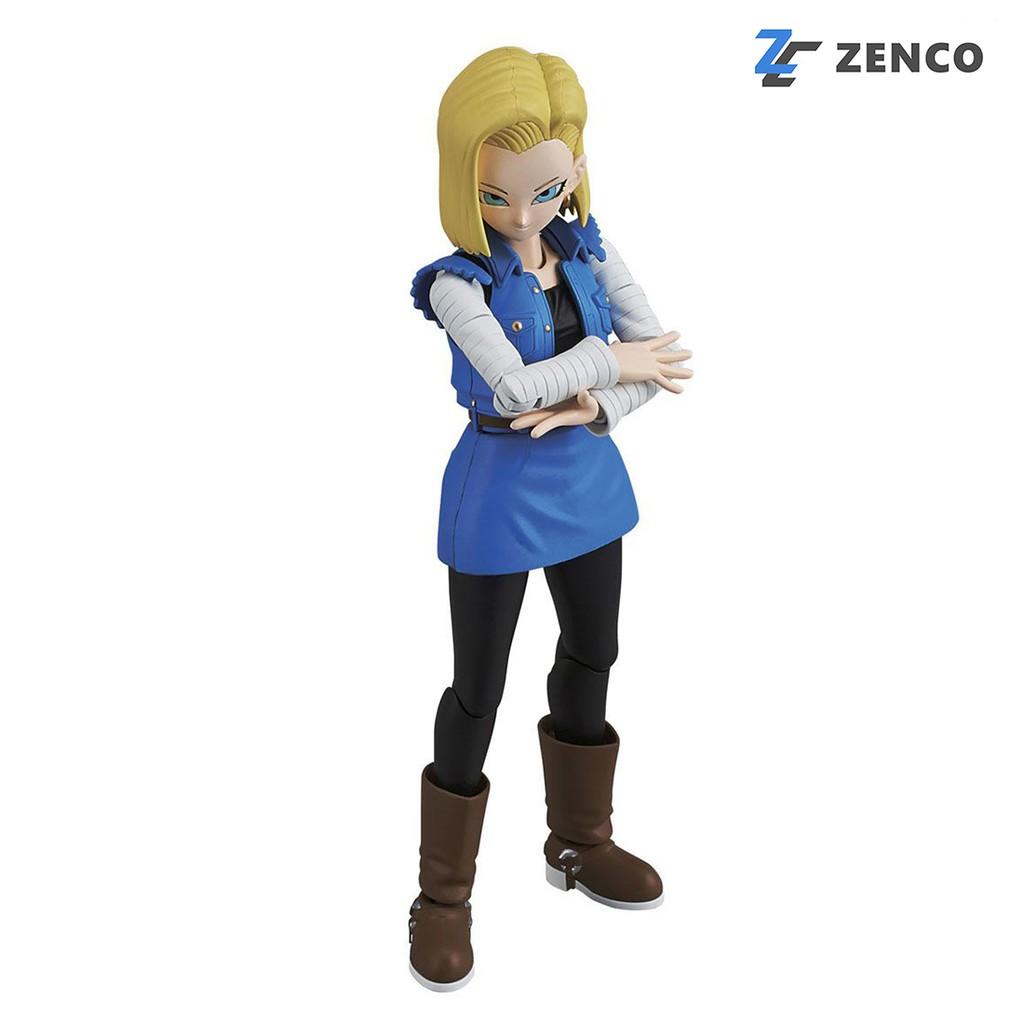 Bandai Figure-rise Standard Android 18 4549660156390