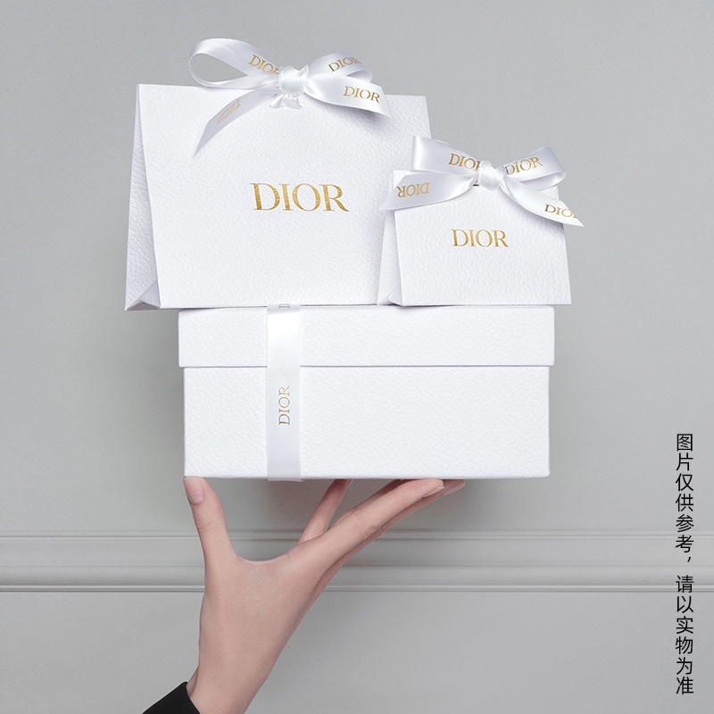 ❈❧[Custom lettering]New Dior Dior Brilliant Blue Gold Lipstick ลิปสติก Legend Velvet 999 720