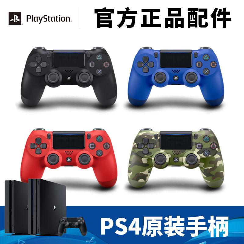 PS4ต้นฉบับ มือสอง ที่จับไร้สาย คอนโซลคอนโทรลเลอร์ proของใหม่ เก่ารุ่นLimited Edition