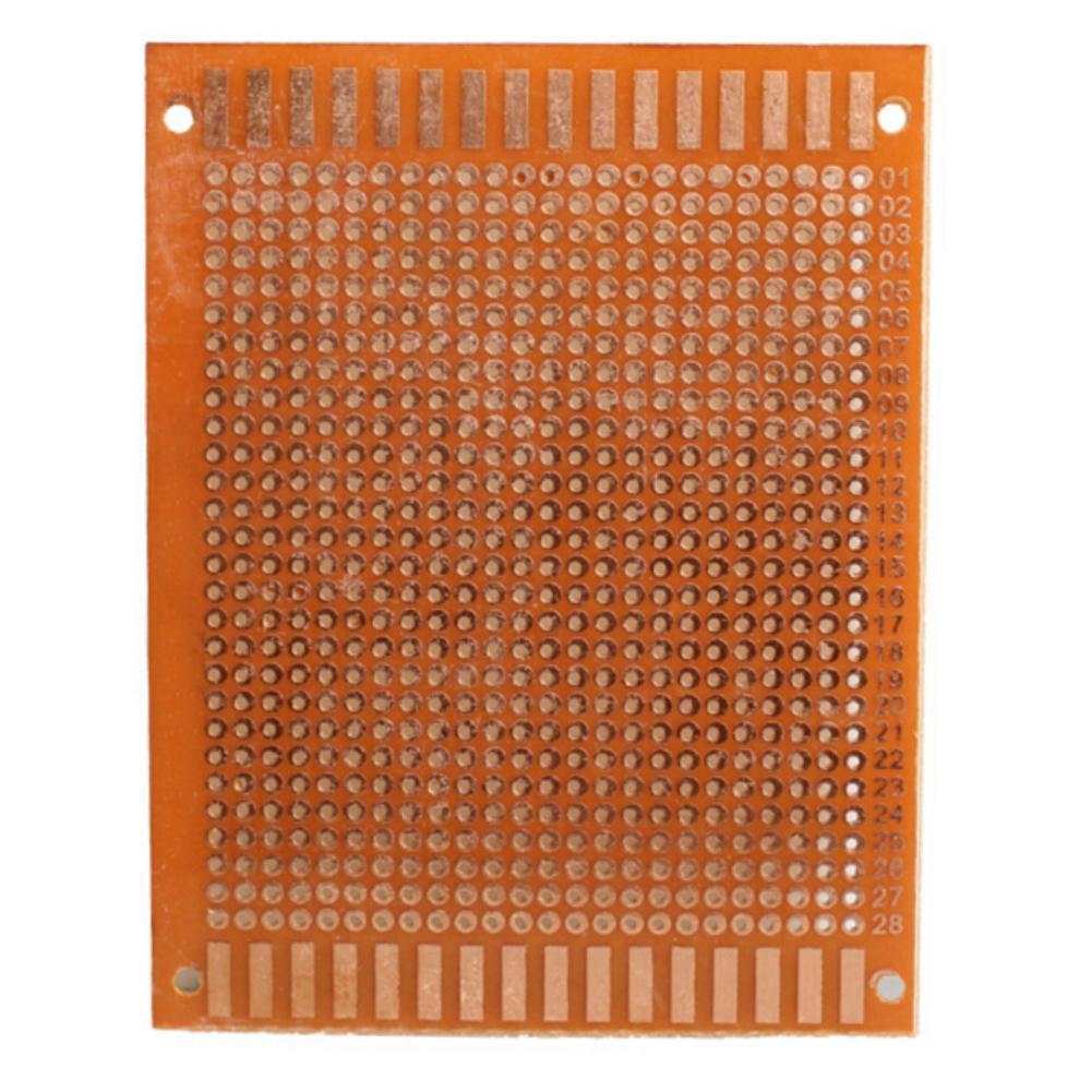 10x New DIY PCB Universal Prototype Paper Matrix Circuit Board Stripboard 5x7CM