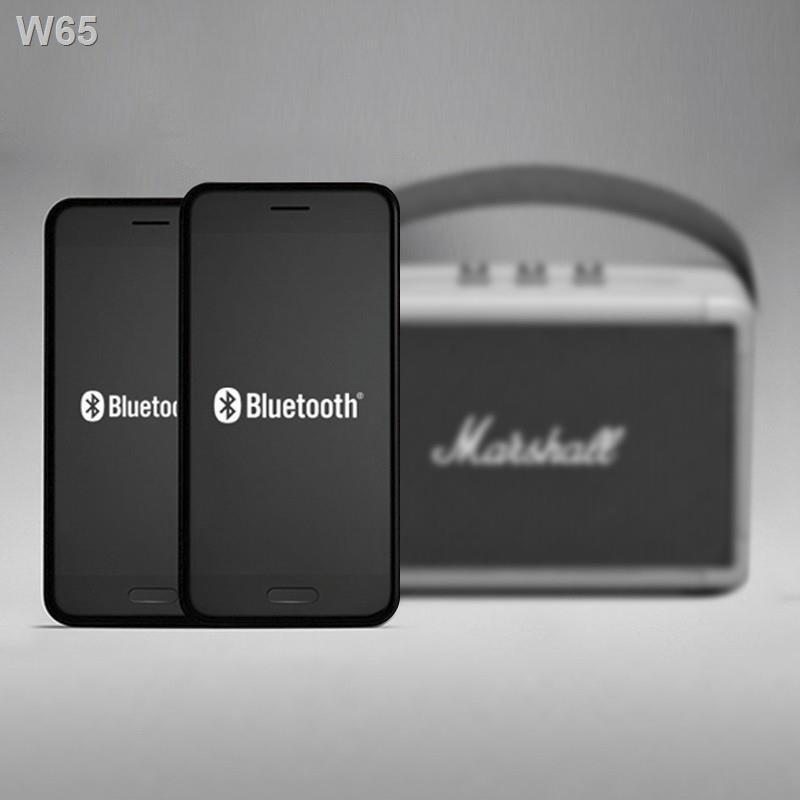 ▼ลำโพง Marshall Kilburn II portable speakers ไร้สาย ลําโพงบลูทูธ(Rock,ซับวูฟเฟอร์)Bluetooth 5.0 เครื่อง Grey(ประกัน 1