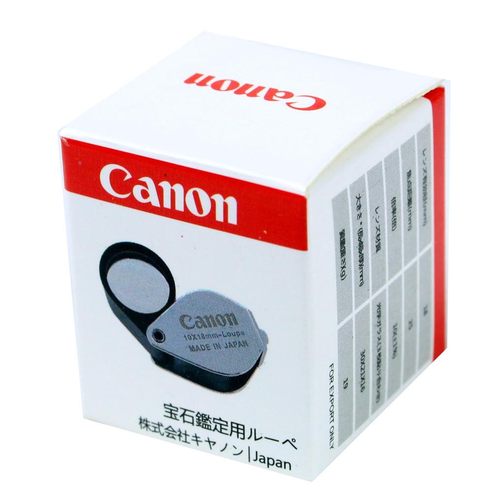 Telecorsa กล้องส่องพระ กล้องส่องจิวเวลรี่ Canon Full HD 10x18 mm Loupe รุ่น Canon-FullHD-08b-K2