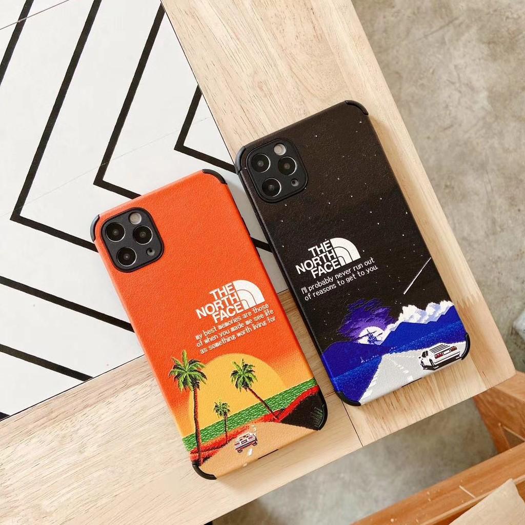 【Leather case】เคส iphone12 pro max se2020 x xr xsmax 7 8 plus apple iPhone case case iPhone 11