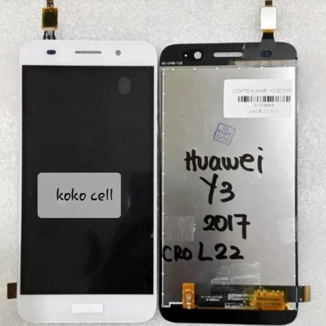 จอแอลซีดี Ts Huawei Y3 Cro L22 2017.ready จอแอลซีดี
