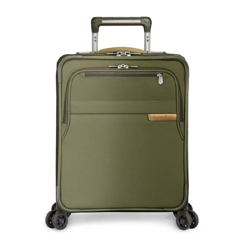 กระเป๋าเดินทาง BRIGGS & RILEY รุ่น U119CXSP-7 ขนาด 18 นิ้ว สี Olive