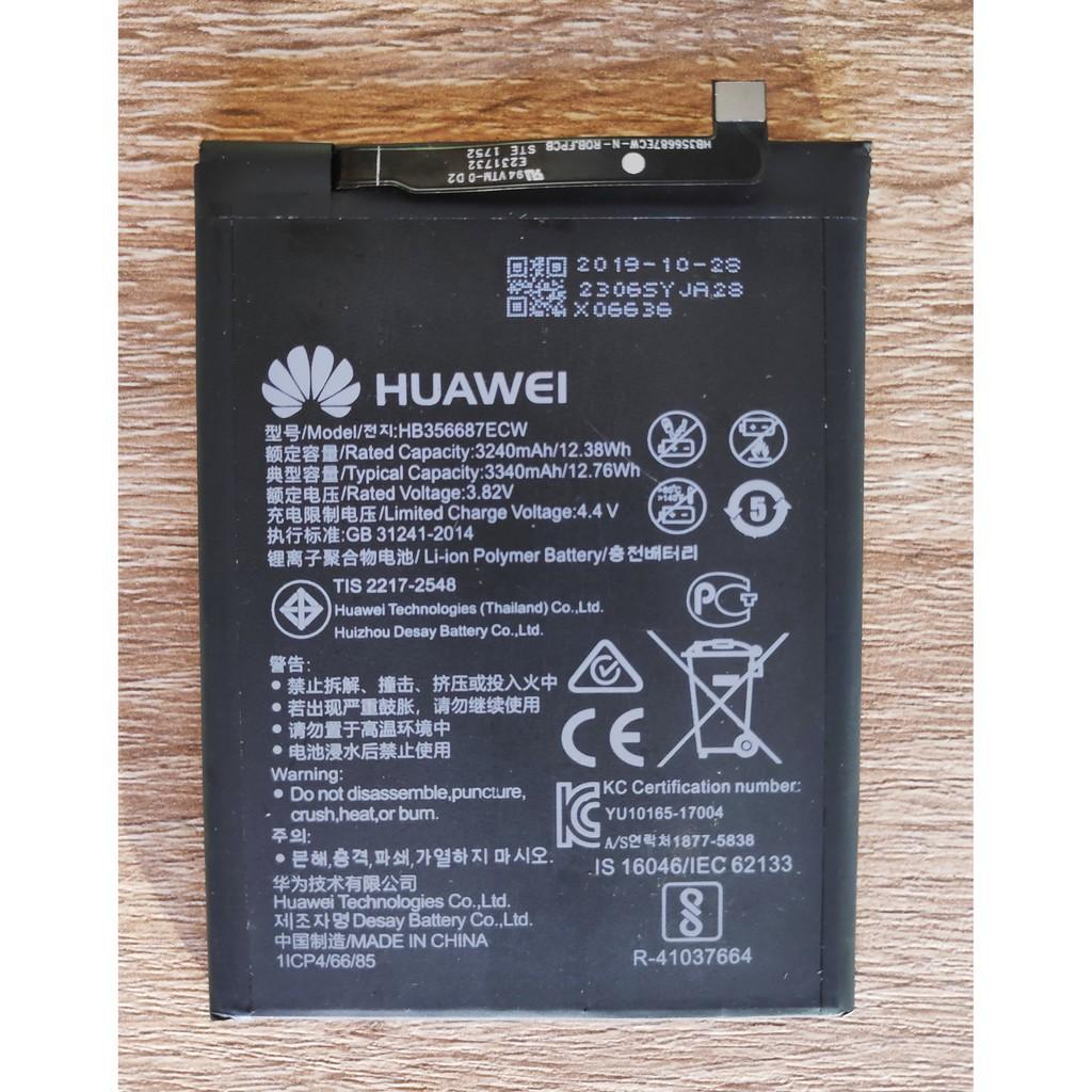 ilu♚▽◐แบตเตอรี่ Huawei Nova 2i / 3i 2 Plus Mate 10 Lite Battery HB356687ECW แถมชุดอุปกรณ์เปลี่ยนแบต dFVs
