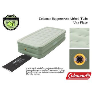 Coleman Supportrest Airbed Twin Une Place