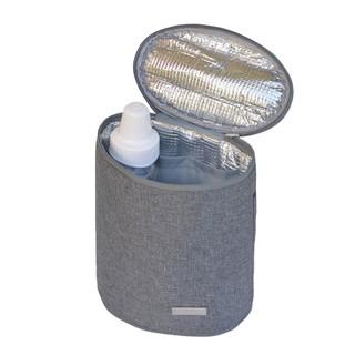 Gray Heather JJ Cole Bottle Cooler
