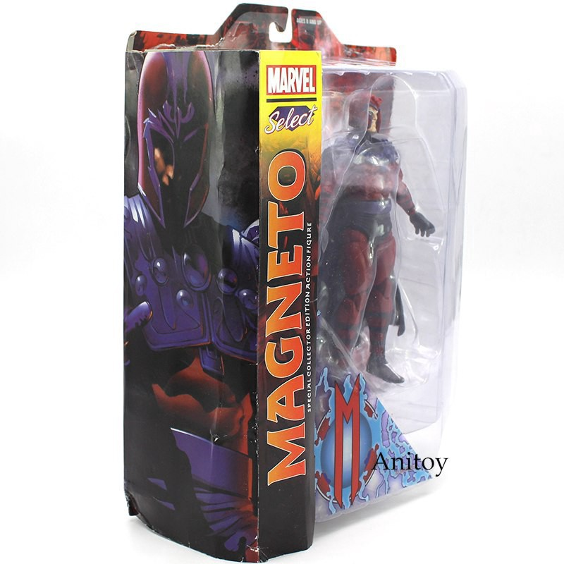 Marvel Select Magneto Special figure toy 7 inches 18 cm.