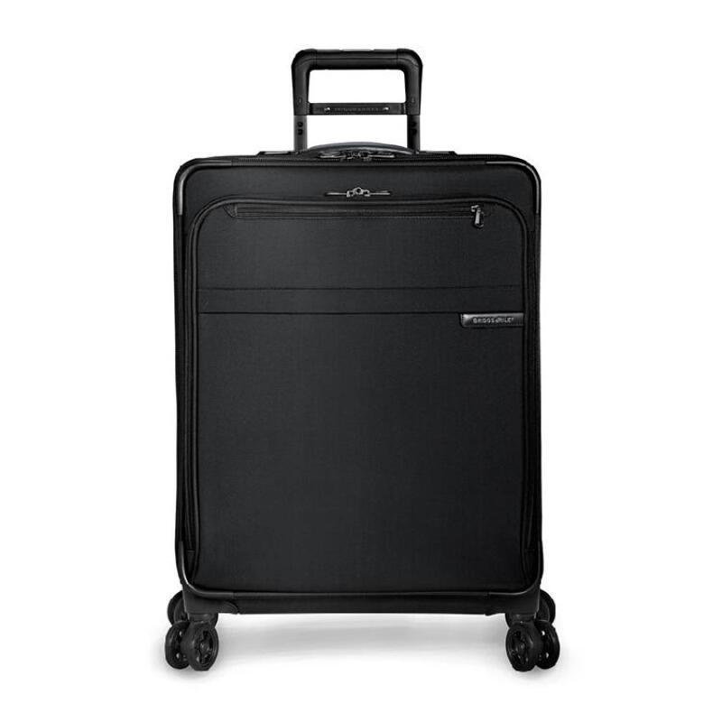 กระเป๋าเดินทาง BRIGGS & RILEY รุ่น U125CXSP-4 ขนาด 25 นิ้ว สี Black