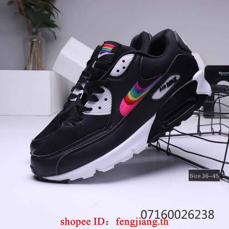 Nike Air Max 90 Betrue รองเท้าผ้าใบลำลองสำหรับผู้ชายผู้หญิง