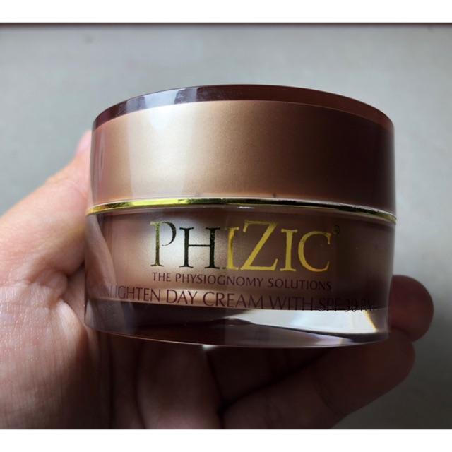 PHIZIC Enlighten Day Cream with SPF 30PA++ ☀️☀️☀