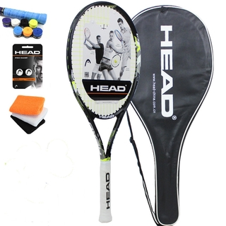 Head tennis racket Tenis Masculino Tenis Raketi high quality carbon composite  Raquete De Tenis with strung for young Br