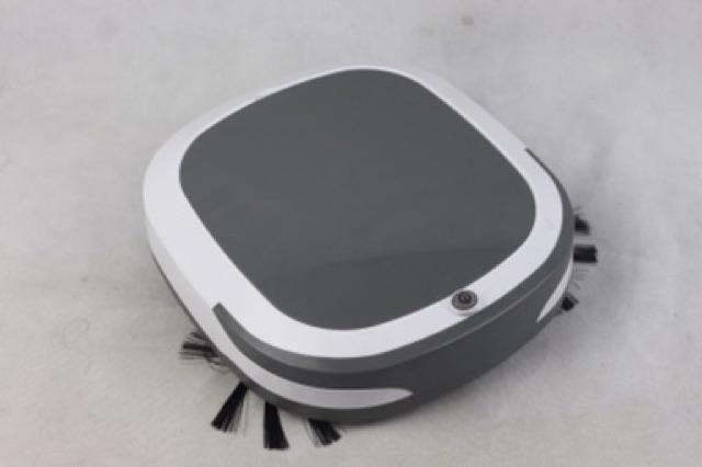 หุ่นยนต์ดูดฝุ่น-ถูพื้นอัตโนมัติ Robot Vacuum Cleaner 9oEY