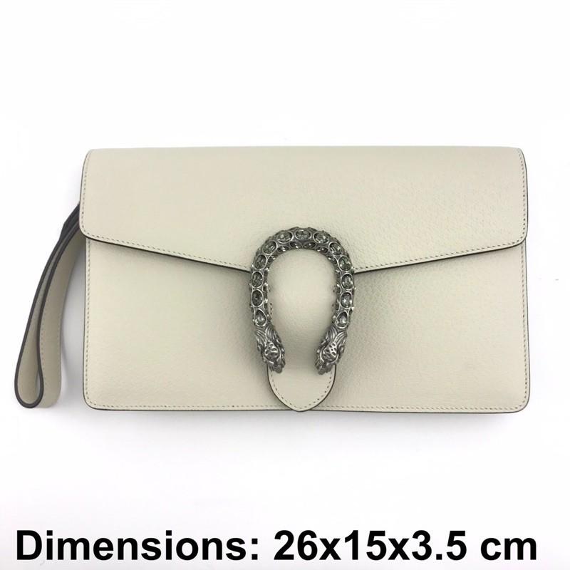 ถูกที่สุด ของแท้ 100% Gucci Dionysus clutch