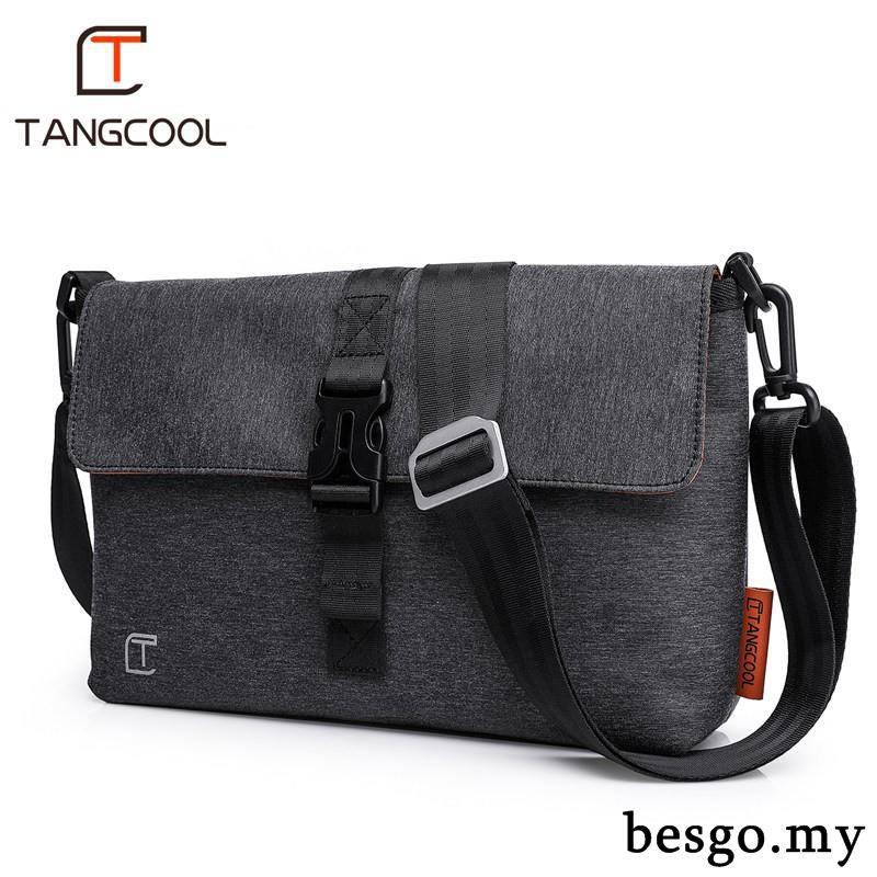 New Tangcool Brand Designer Unisex Men Waterproof Messenger Bag Korean Style Cro