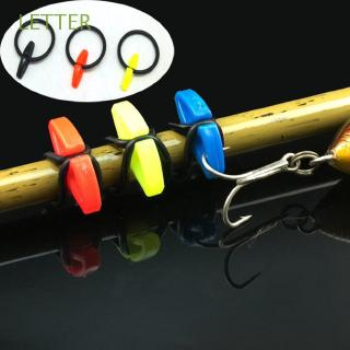 5 Bundles 50 Strands Fly Fishing Lure Tackle Lures Soft Baits Silicone Rubber