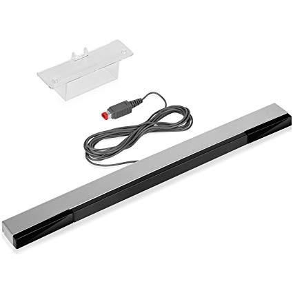 Nintendo Wii Sensor Bar อุปกรณ์รับสัญญาณเซ็นเซอร์ WiiMote