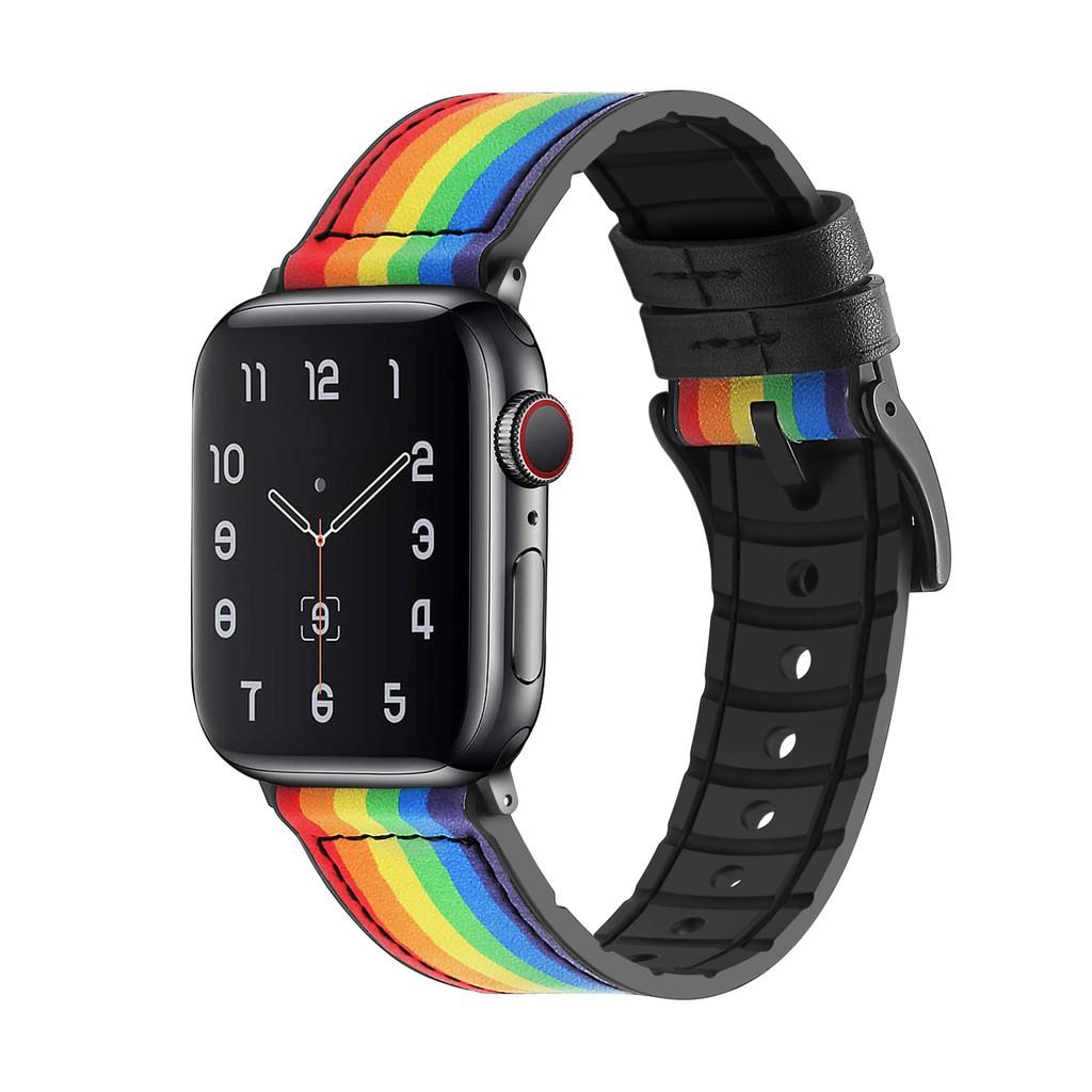 เคสนาฬิกา applewatchสำหรับสายหนังแอปเปิ้ลสำหรับสายนาฬิกา Appleiwatchสาย ใหม่สายหนังแอปเปิ้ลapplewatch