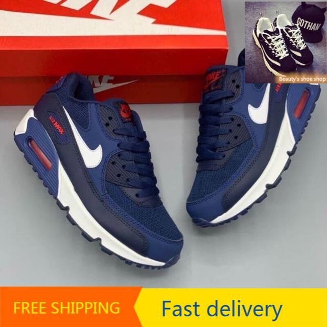 Nike Airmax90 โรงงานผลิตไม่ผ่านQC ของแท้ 100%