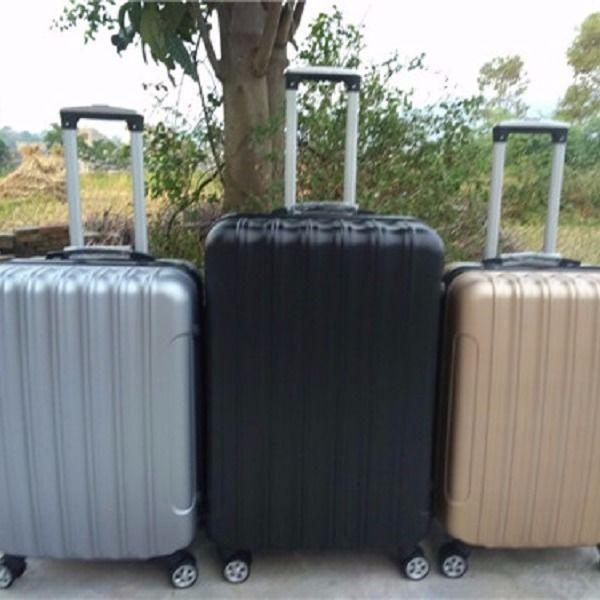 กระเป๋าเดินทางสีแคนดี้ 26 นิ้ว 24 นิ้ว