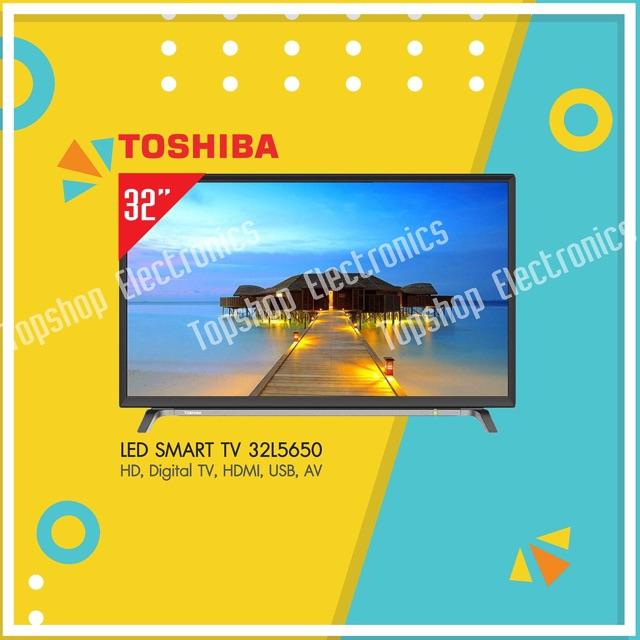 "Toshiba Smart TV 32"" รุ่น 32L5650"