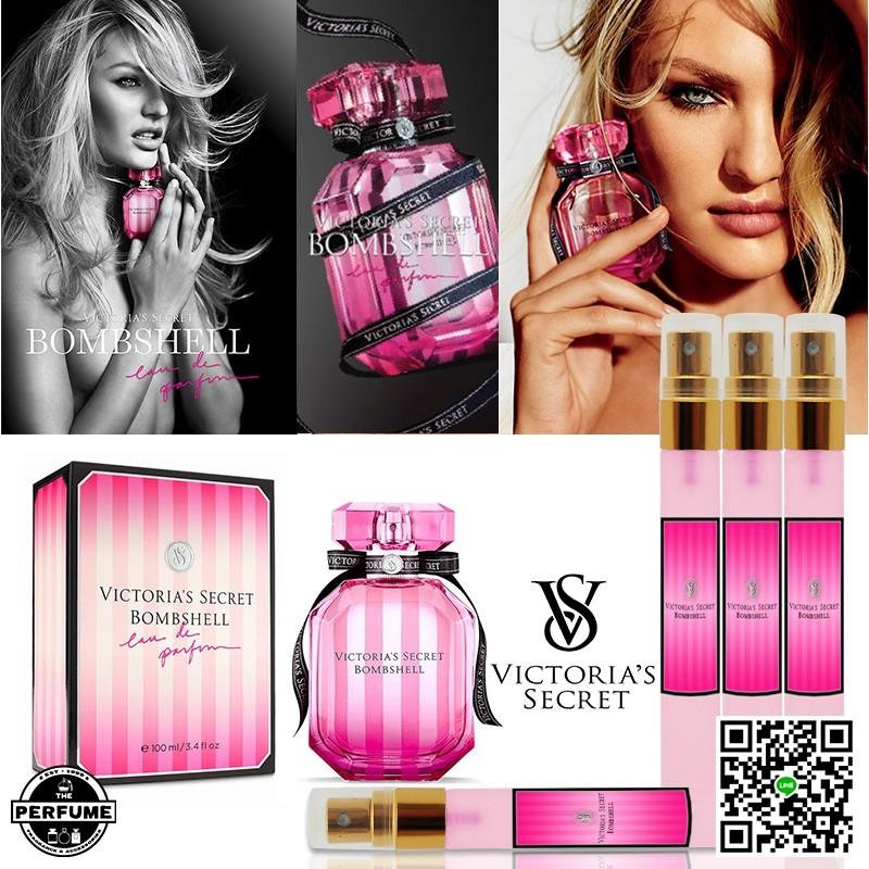 น้ำหอมกลิ่น Victoria's Secret Bombshell ปริมาณ 10 ml.