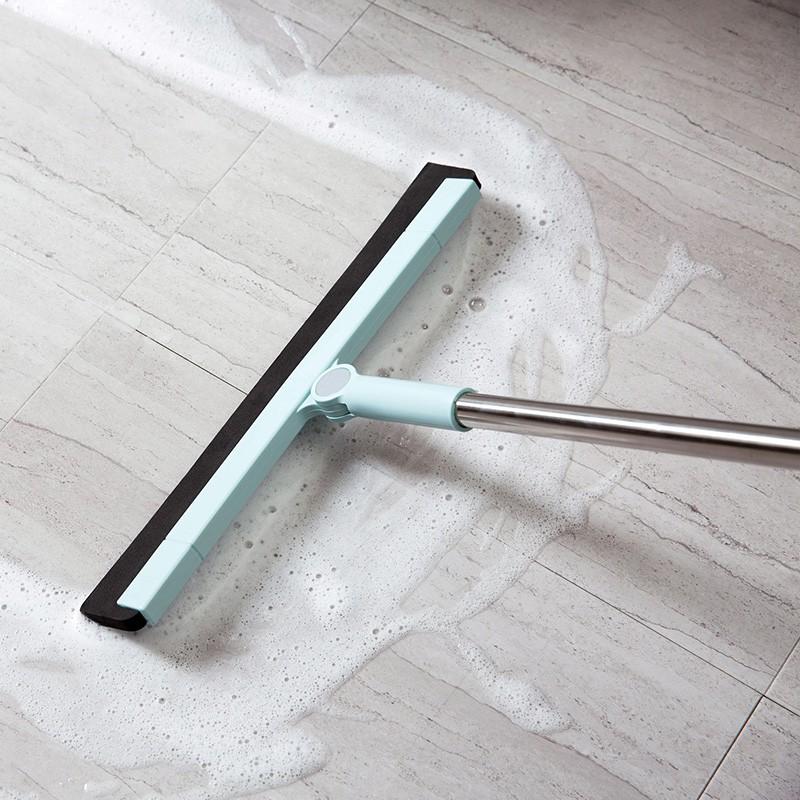 ห้องครัวหมุนทำความสะอาดไม้กวาดที่ปัดน้ำฝนกระจกครัวเรือน, พื้นห้องน้ำขูดพื้นกวาดไม้กวาดไม้กวาดไม้กวาด BRJ