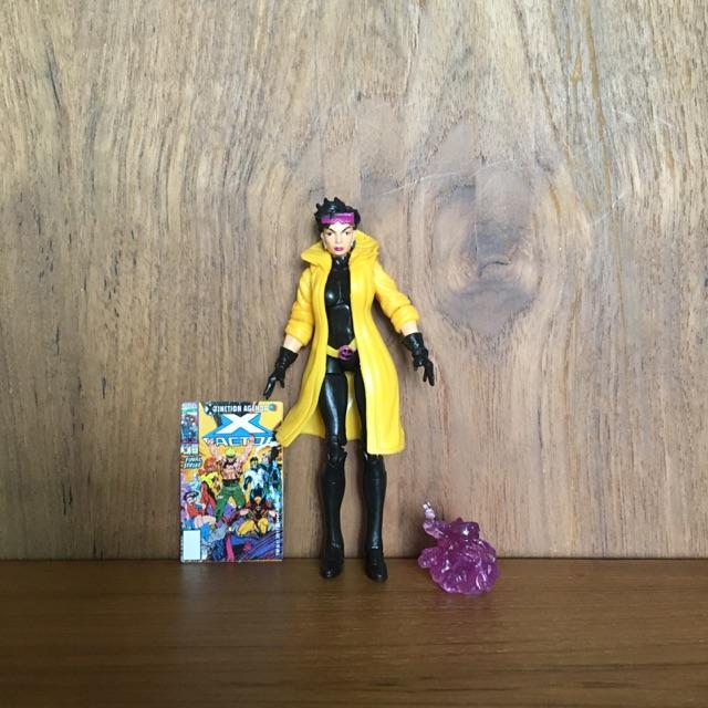 Marvel Universe Action Figure 1:18 Jubilee