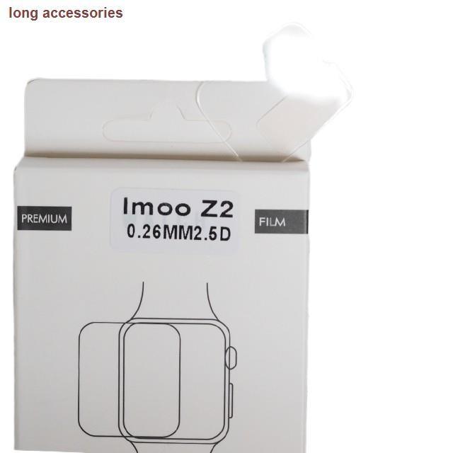 ◑✵✐ฟิล์มกระจก IMOO Z2 (ตรงรุ่น-ไม่เต็มจอ-เว้นกล้อง) Z2 (รุ่นเทียบ-เต็มจอ-ทับกล้อง) Z3 Z5 Z6 นาฬิกาโทรศัพท์ไอมู่ ไอโม่ ไอ