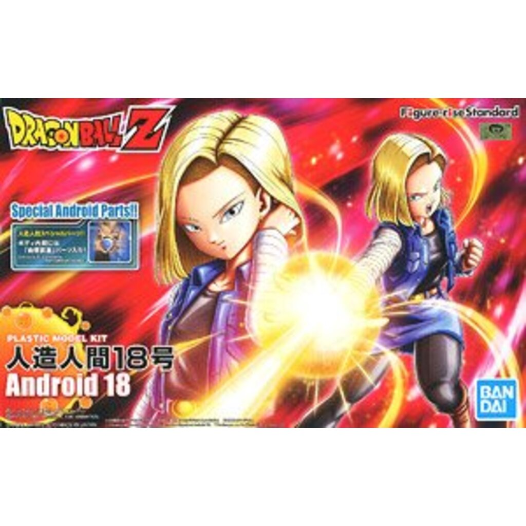 4573102582003 FIGURE-RISE STANDARD ANDROID NO. 18 (RENEWAL VERSION)