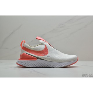 100/Original【Ready Stock】Nike Epic Phantom React Flyknit สินค้าลิขสิทธิ์แท้Nike