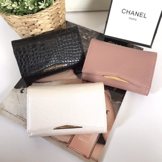 Review ❤️Charles&keith SMALL WALLET ❤️