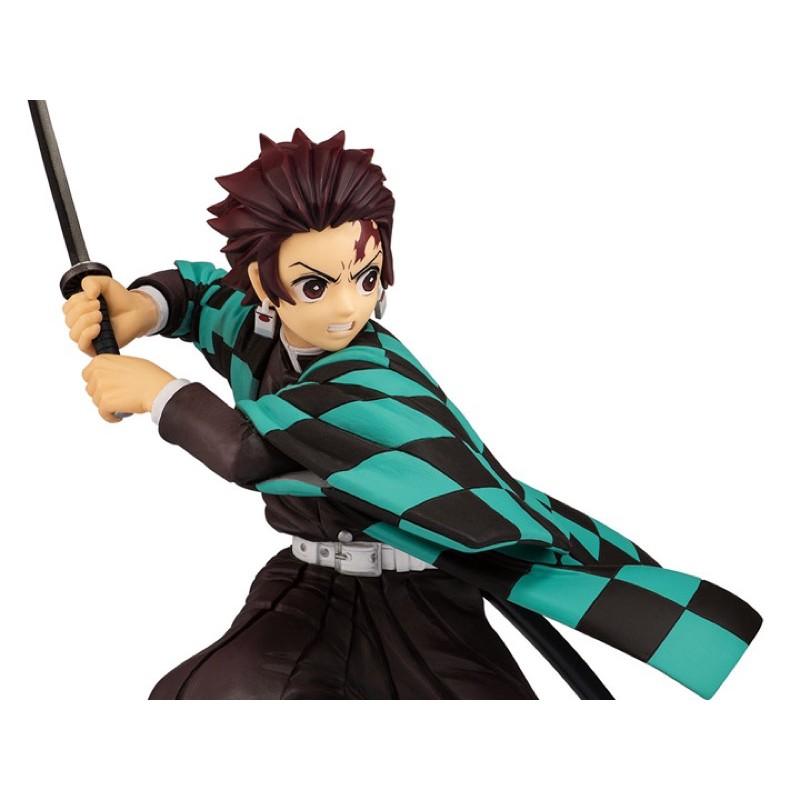 (ของแท้) Demon Slayer Kimetsu no Yaiba Ichiban KUJI Ichiban KUJI Tanjiro Kamado Model Figure โมเดล ฟิกเกอร์ ไยบะ ของเล่น