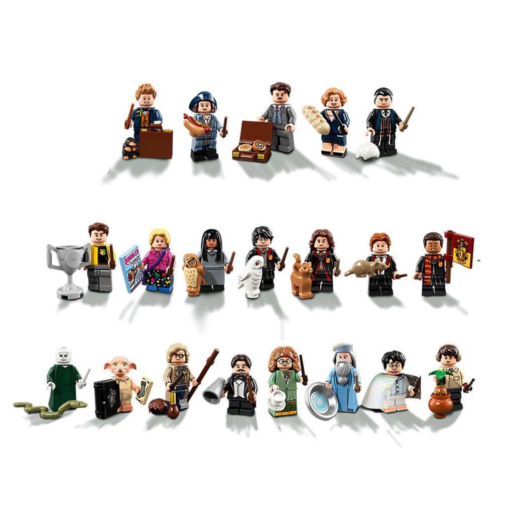 Lego Harry Potter Fantastic Beasts Newt Scamander 71022 Minifigure NEW Sealed...