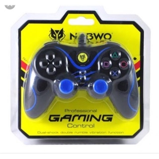 Review NUBWO NJ-25 Professional Gaming Control Vibration Function