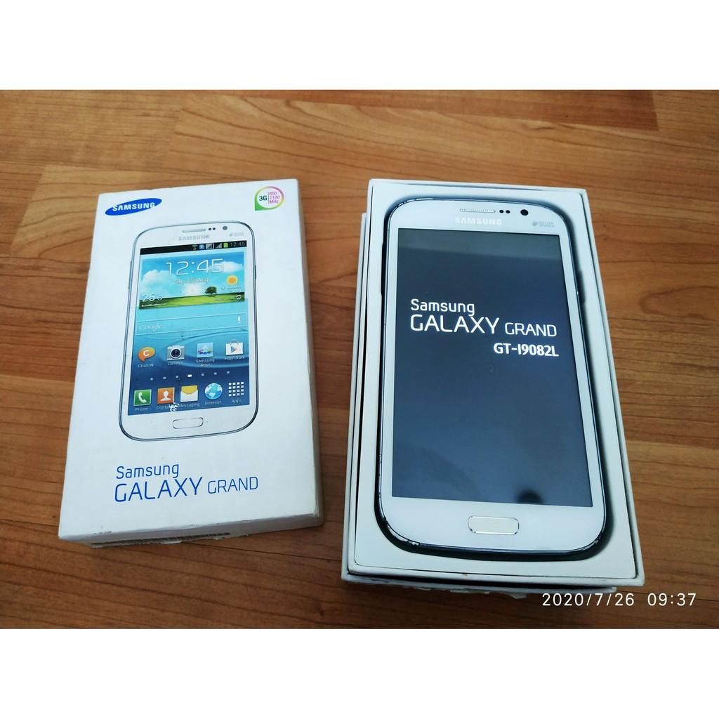 โทรศัพท์สมาร์ทโฟน Samsung Grand Duos สภาพใหม่ 92%
