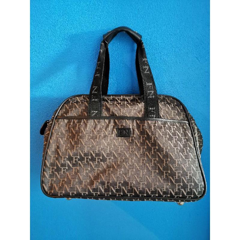 กระเป๋าผ้าฟายนาว  Flynow กระเป๋าเดินทางแบบถือ หรือ สะพาย
