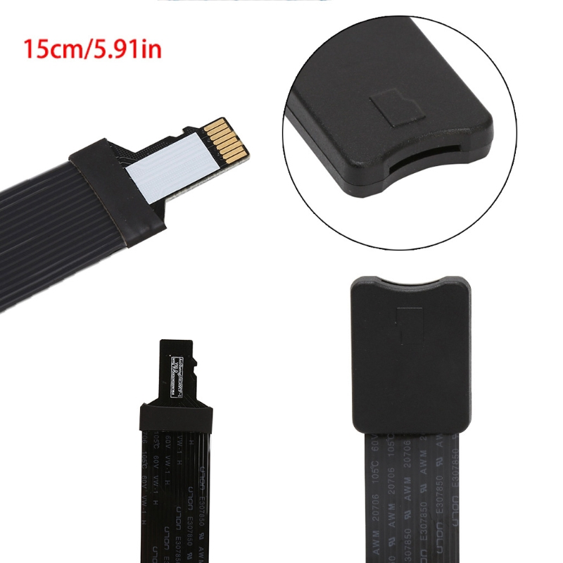 up to 64GB. HHF USB Cables White TF Memory to SD Card Reader Adapter for Air Pro Support Most TF Cards