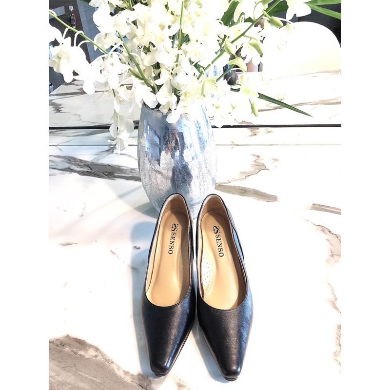 รองเท้าคัชชูผู้หญิง SENSO สีดำ